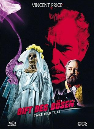 Gift des Bösen (1963) (Cover C, Limited Edition, Mediabook, Blu-ray + DVD)