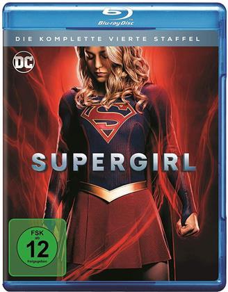 Supergirl - Staffel 4 (4 Blu-rays)