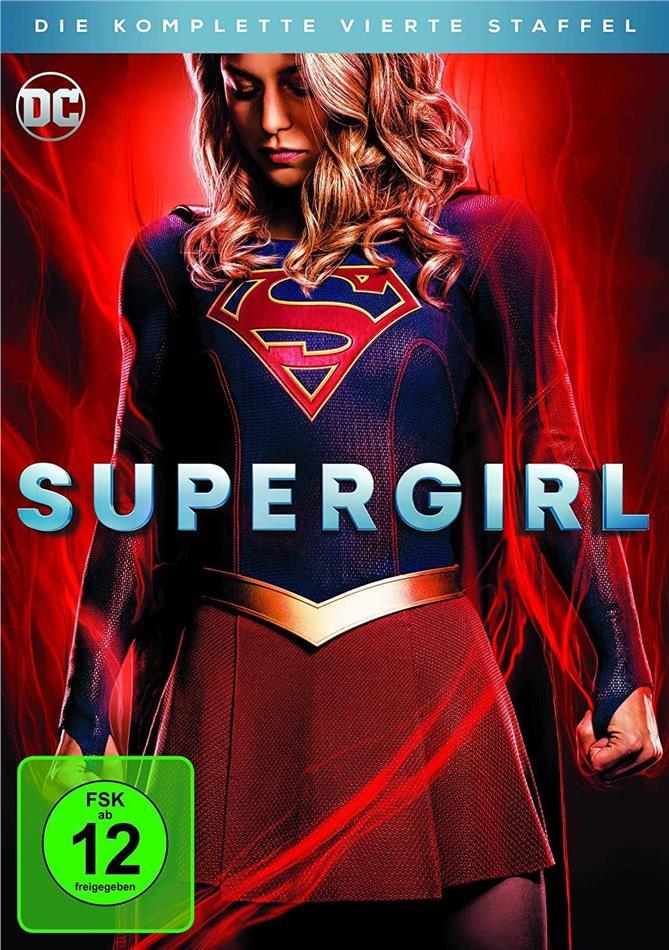 Supergirl - Staffel 4 (5 DVDs)