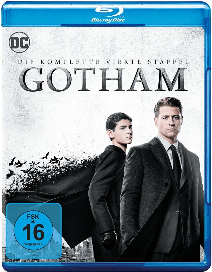 Gotham - Staffel 4 (4 Blu-rays)