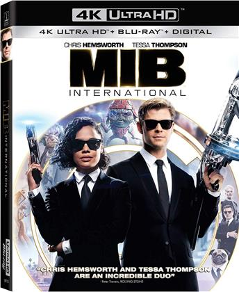 Men In Black: International (2019) (4K Ultra HD + Blu-ray)