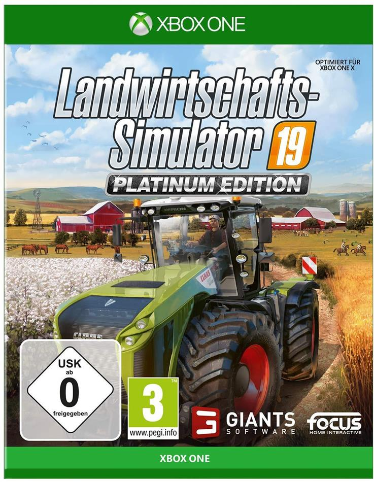 Landwirtschafts-Simulator 19 (Platinum Edition)