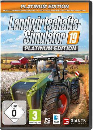 Landwirtschafts-Simulator 19 (Platinum Edition)