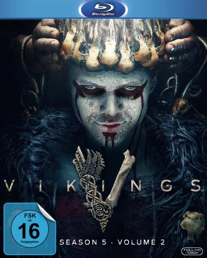 Vikings - Staffel 5.2 (3 Blu-rays)