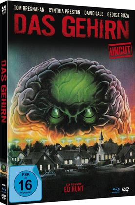 Das Gehirn (1988) (Mediabook, Uncut, Blu-ray + DVD)