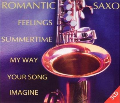 Romantic Saxo (3 CDs)