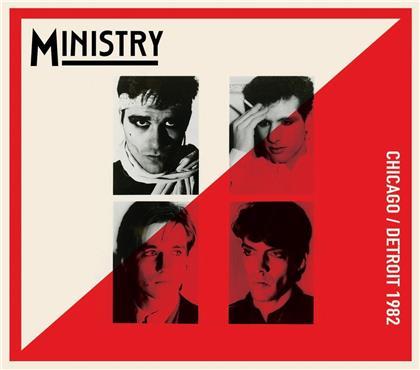 Ministry - Chicago/Detroit 1982