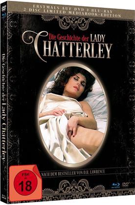 Die Geschichte der Lady Chatterley (Limited Edition, Mediabook, Blu-ray + DVD)