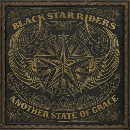 Black Star Riders (Thin Lizzy) - Another State Of Grace (Gatefold, Nuclear Blast America, Gold Vinyl, LP)