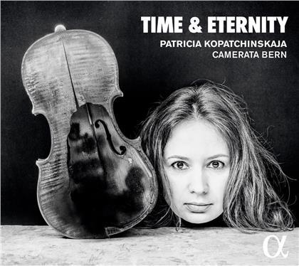 Frank Martin (1890-1974) & Patricia Kopatchinskaja - Time & Eternity