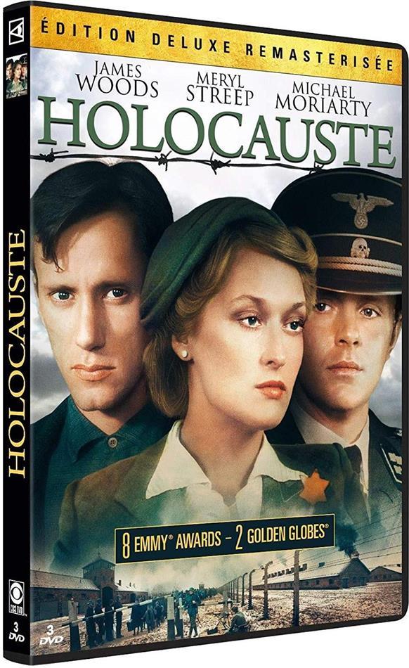 Holocauste - Mini-série (1978) (Remastered, 3 DVDs)