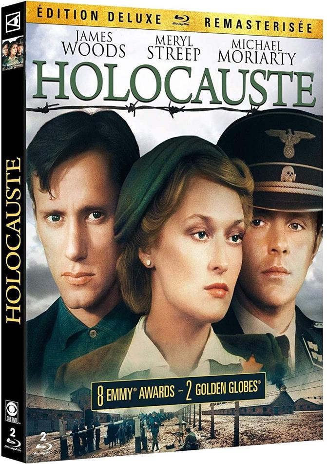 Holocauste - Mini-série (1978) (Remastered, 2 Blu-rays)