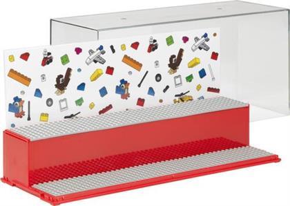 Room Copenhagen - Lego Play & Display Case Red