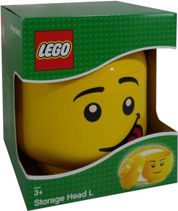 Room Copenhagen - Lego Large Silly Boy Storage Head