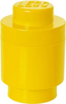 Room Copenhagen - Lego Brick 1 Knob Round Yellow