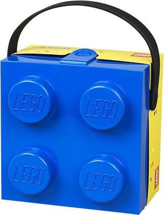 Room Copenhagen - Lego Box With Handle Blue