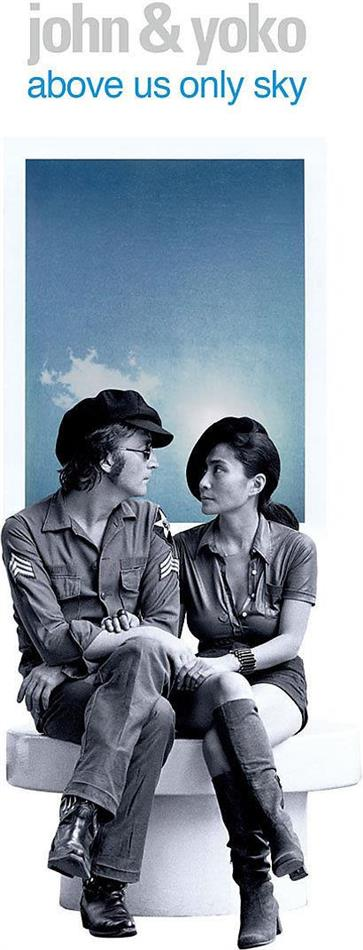 John Lennon & Yoko Ono - Above Us Only Sky