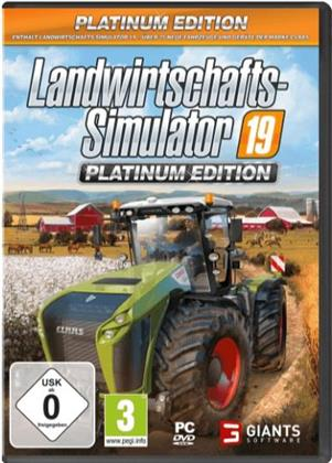 Landwirtschafts-Simulator 19 (German Platinum Edition)