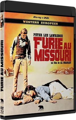 Furie au Missouri (1967) (Western Européen, Blu-ray + DVD)