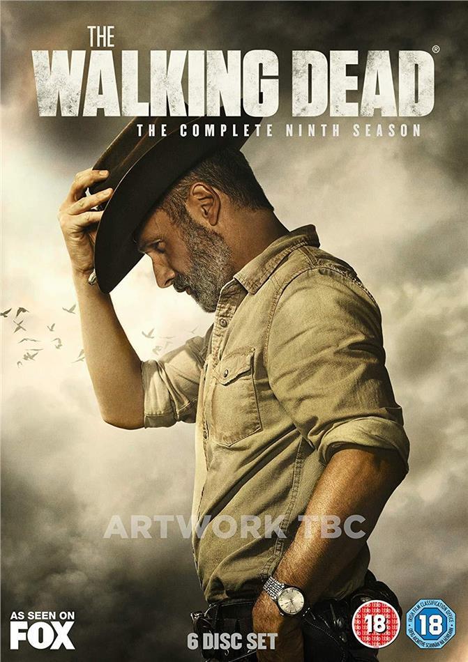 The Walking Dead - Season 9 (6 DVDs)