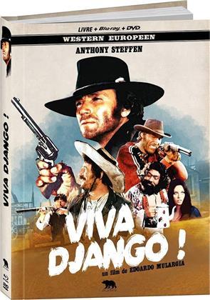 Viva Django (1971) (Mediabook, Blu-ray + DVD)