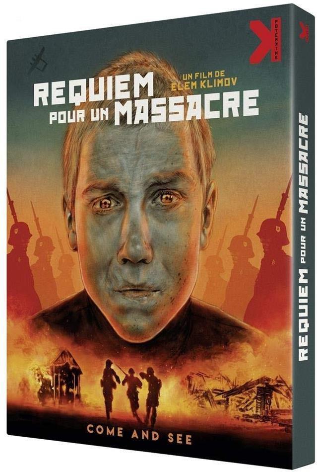 Requiem pour un massacre (1985) (Blu-ray + DVD)