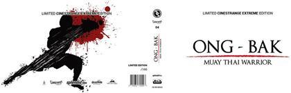 Ong-Bak (2003) (Wattiert, Cover Q, Limited Edition, Mediabook, Blu-ray + DVD)