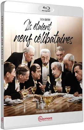 Ils étaient neuf célibataires (1939) (n/b)