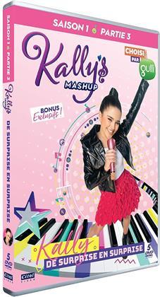 Kally's Mashup - Saison 1 - Partie 3 (5 DVDs)