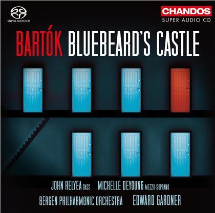 Béla Bartók (1881-1945), Edward Gardner, Michelle DeYoung & John Relyea - Bluebeard's Castle (Hybrid SACD)