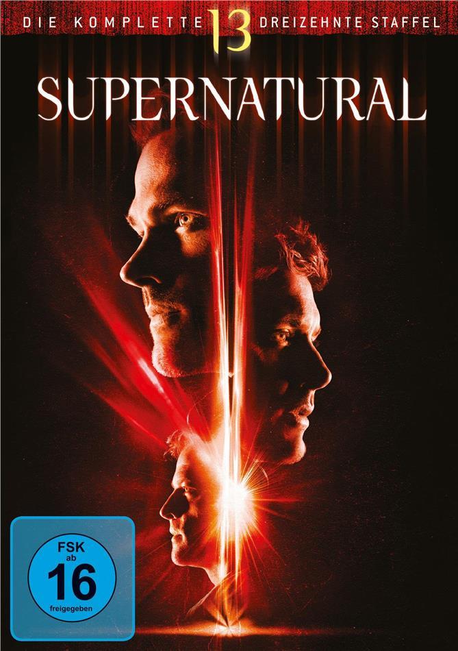 Supernatural - Staffel 13 (15 DVDs)