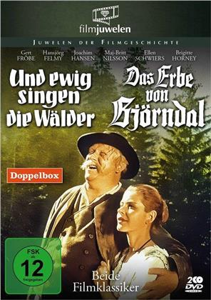 Und ewig singen die Wälder / Das Erbe von Björndal (Filmjuwelen, 2 DVDs)