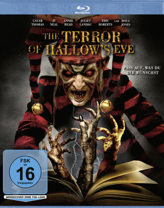 The Terror of Hallow's Eye (2017)