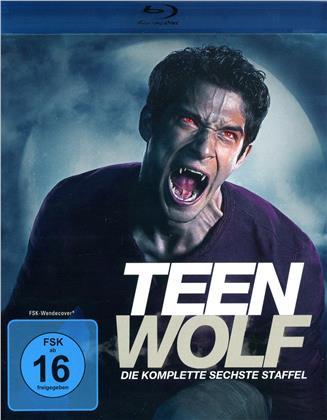 Teen Wolf - Staffel 6 (Softbox, 5 Blu-rays)