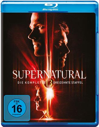 Supernatural - Staffel 13 (4 Blu-rays)