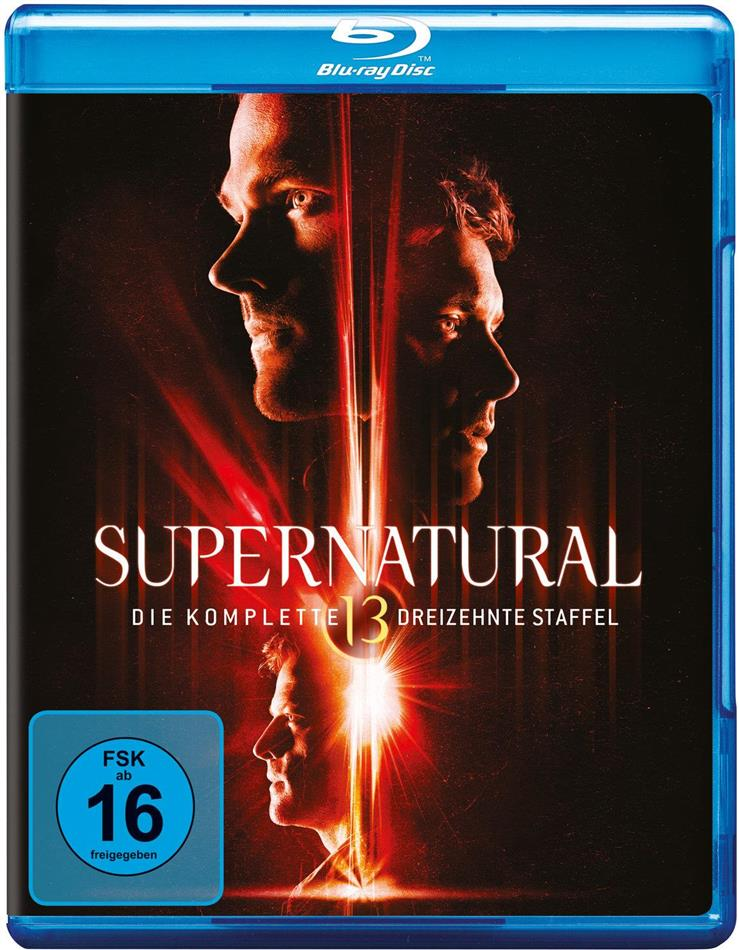 Supernatural - Staffel 13 (4 Blu-rays)