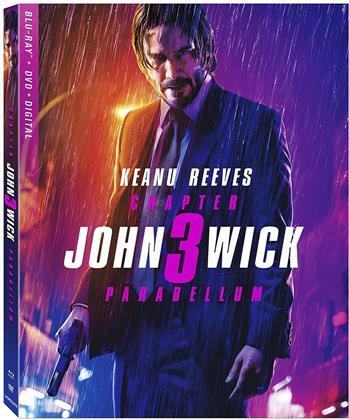 John Wick 3 - Parabellum (2019) (Blu-ray + DVD)