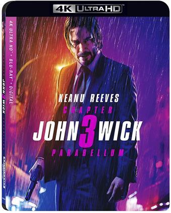 John Wick 3 - Parabellum (2019) (4K Ultra HD + Blu-ray)