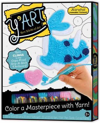 Yart - Yart Craft Kit Narwhal