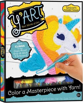 Yart - Yart Craft Kit Unicorn