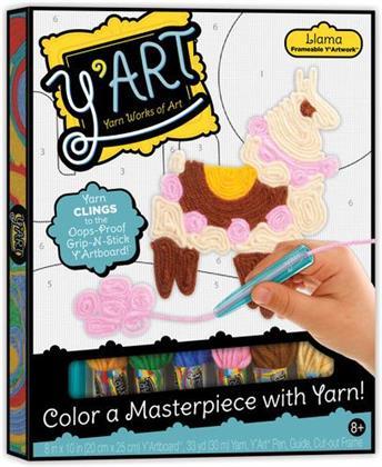 Yart - Yart Craft Kit Llama