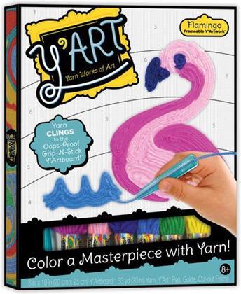 Yart - Yart Craft Kit Flamingo
