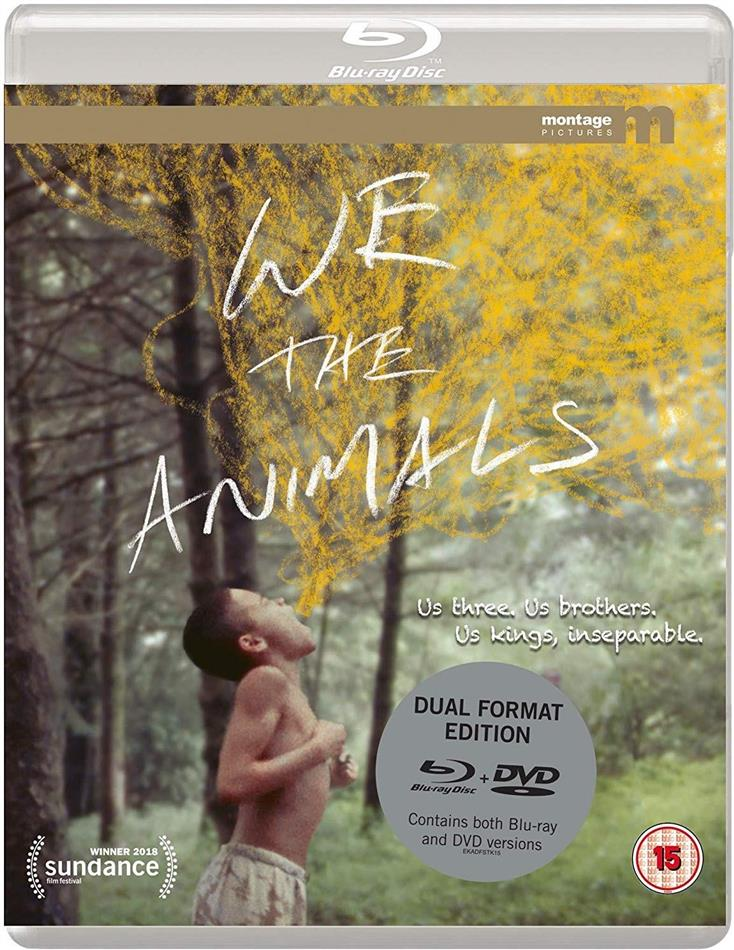 We The Animals (2018) (DualDisc, Blu-ray + DVD)
