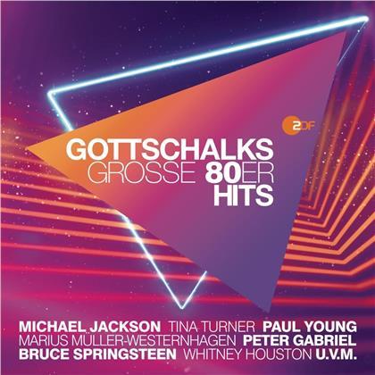 Gottschalks große 80er Hits (3 CDs)