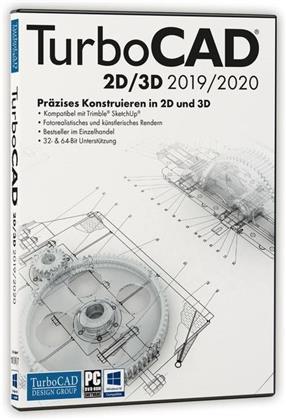 TurboCAD 2D/3D 2019/2020