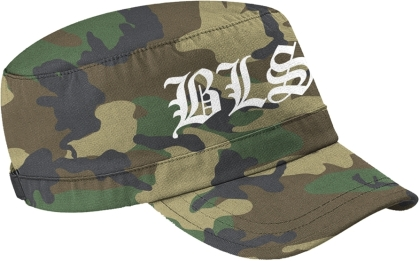Black Label Society - Logo (Camo)