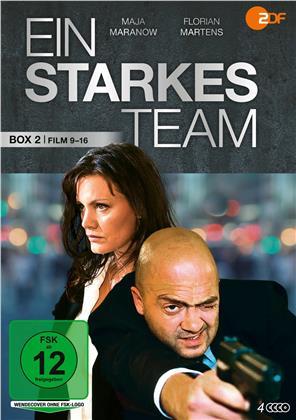 Ein starkes Team - Box 2 (Film 9-16) [4 DVDs]