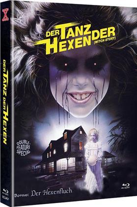 Der Tanz der Hexen (1989) (Cover A, Limited Edition, Mediabook, Uncut, Blu-ray + DVD)