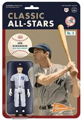 Mlb Classic Reaction Figure - Joe Dimaggio