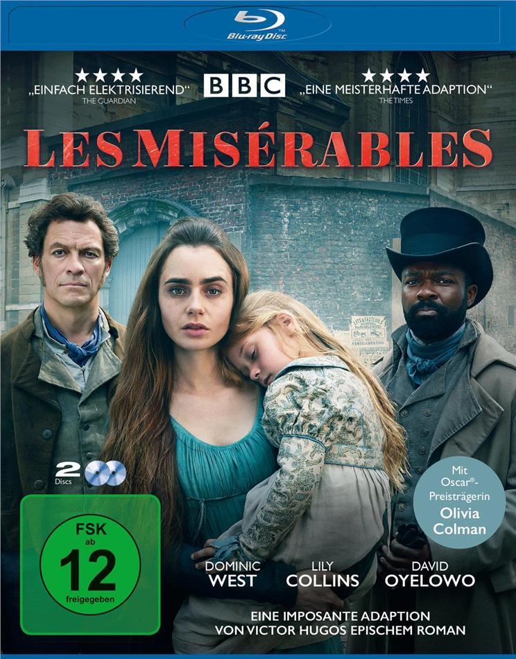 Les Misérables - Mini-Serie (2018) (2 Blu-rays)